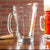 Etched Glass Pitcher - Design: N1
