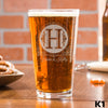 Pint Glass - Design: K1