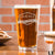 Pint Glass - Design: L3
