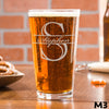 Pint Glass - Design: M3