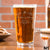 Pint Glass - Design: N1