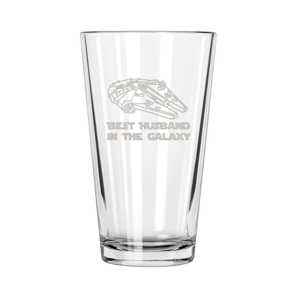 Pint Glass - Design: VDGALAXY