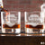 Engraved Whiskey Glasses Best Man - Design: B3
