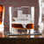 Engraved Whiskey Glasses - Design: Hometown