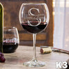 Red Wine Glass - K3