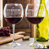 Red Wine Glass - S1