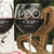 Etched Red Wine Glass I Do Crew - Design: WG6