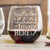 Personalized Stemless Red Wine Glass - Design: CUSTOM