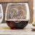 Stemless Red Wine Glass - Gang