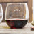Stemless Red Wine Glass - Lucky