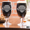 Stout Glass - Design: B3