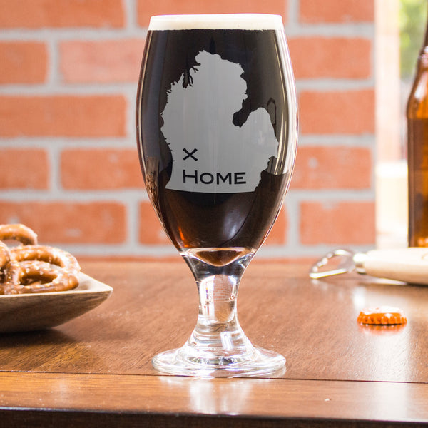 Stout Glass - Design: Hometown