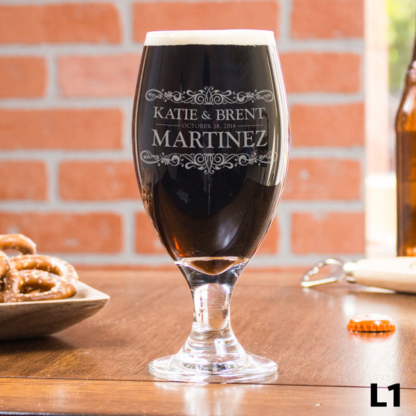 Stout Glass - Design: L1