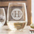 Stemless White Wine Glass - Design: K1