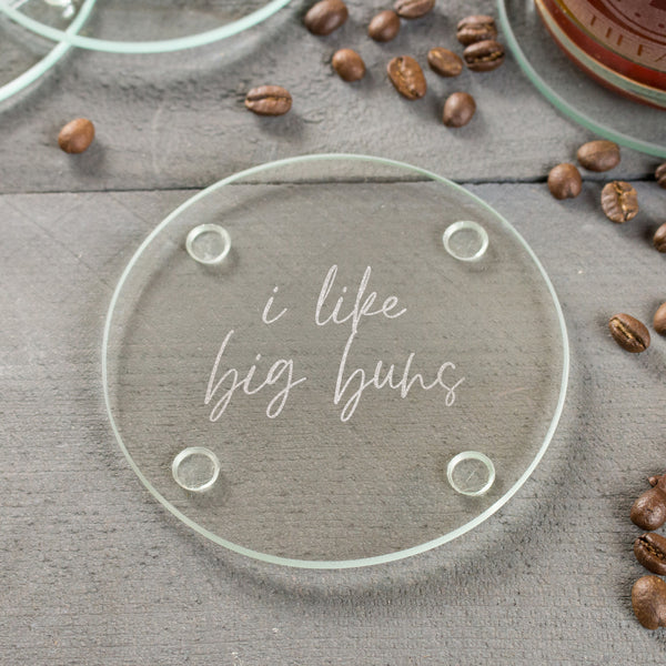 Thanksgiving Glass Coasters Build Your Own Set - Design: TGPUNS