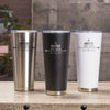 24oz Metal Tumbler - Design: S1WP