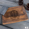 Small Wood Tray - Design: K1