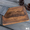 Small Wood Tray - N1