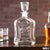 Engraved Whiskey Decanter - Design: WD1