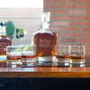 Whiskey Decanter and Glass Set - Design: L1