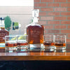 Whiskey Decanter and Glass Set - Design: N1
