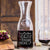 Personalized Wine Decanter - Design: CUSTOM