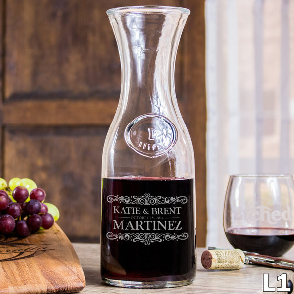 Wine Decanter - Design: L1