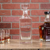 Whiskey Decanter - Design: L1