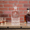 Ornate Whiskey Decanter - Design: M2