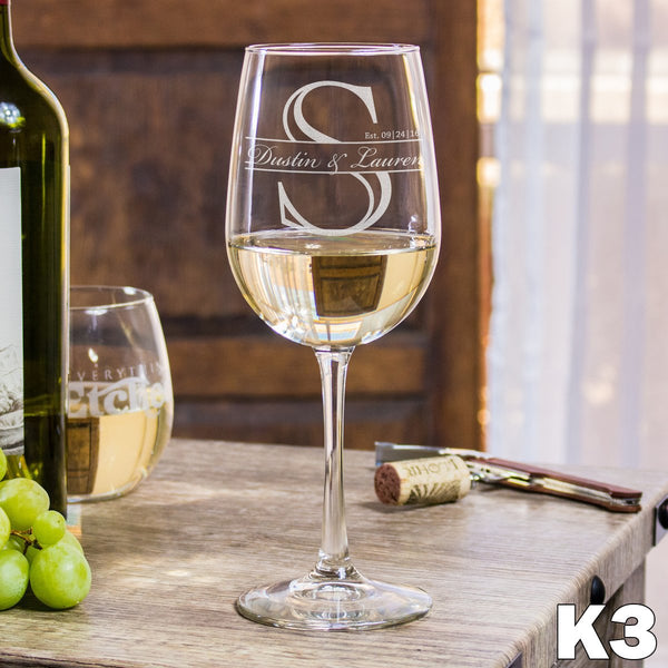 White Wine Glass - Design: K3