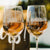 2 White Wine Glass Set - Design: HH5