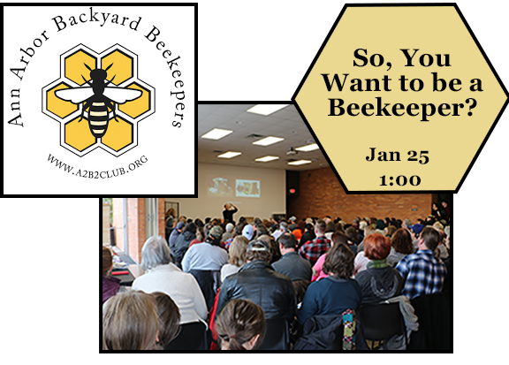 "Presentation Slides from ""So, You Want to be a Beekeeper?"" 1/25/2020"