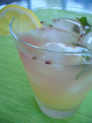 Lush Lemon Lavender Libation