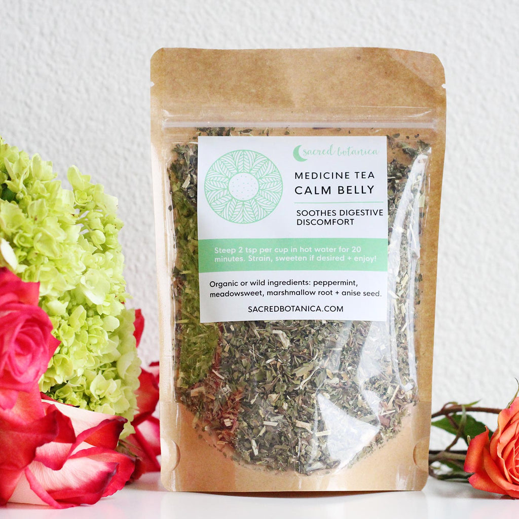 Calm Belly Tea - Soothes Digestive Discomfort