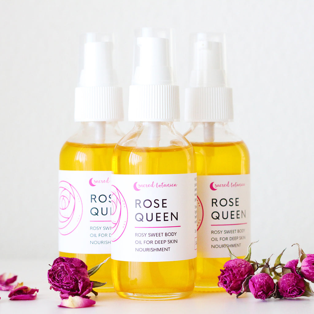 Rose Queen Body Oil