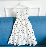 Matching Polka Dot Dress Mommy Daughter - dresslikemommy.com