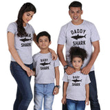 Family Matching Shark T-shirts - dresslikemommy.com