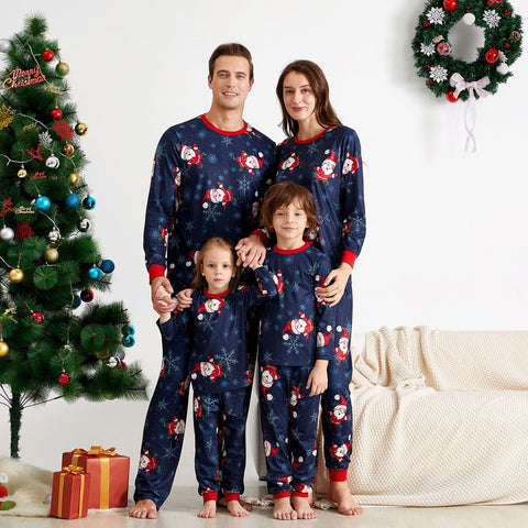 Family Matching Christmas Santa Claus Holiday - dresslikemommy.com