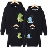 Family Matching Dragon Hug Sweater - dresslikemommy.com