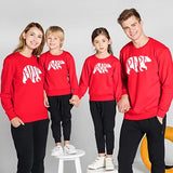 Matching Family Sweatshirt Daddy Mommy & Me - dresslikemommy.com