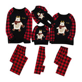 Holiday Christmas Bear Family Pajamas - dresslikemommy.com