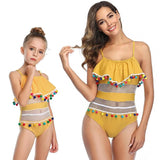 New 2020 Matching Mommy & Me Swimwear Swimsuit Beachwear - dresslikemommy.com