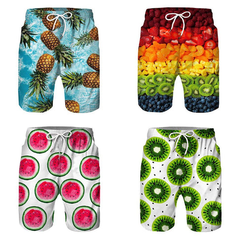 Daddy & Son Tropical Shorts Swimsuit - dresslikemommy.com