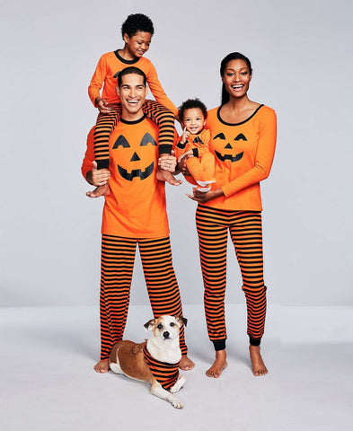 Halloween Family Matching Pajamas