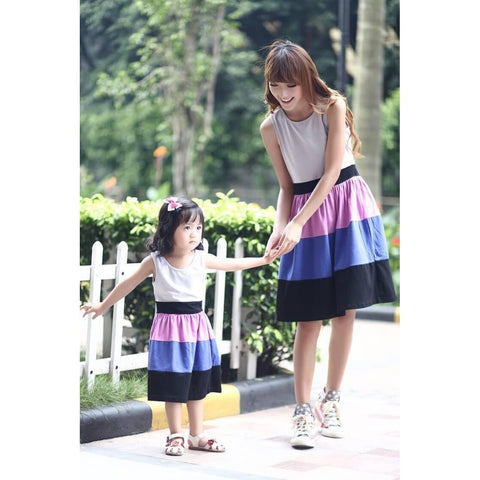 Family Clothing Set Mother and Daughter - dresslikemommy.com