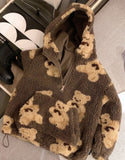 Bear Wool Matching Family Sweater - dresslikemommy.com