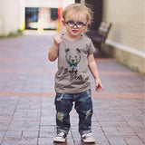 Family Matching Bear T-Shirt-Family Matching-dresslikemommy.com