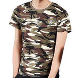 Family Matching Camouflage Short + T-shirt Set - dresslikemommy.com