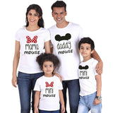 Family Matching Mouse T-Shirts - dresslikemommy.com
