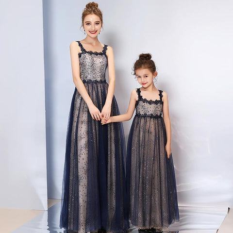 High-end Mommy & Me Cocktail Dress (customize)-Dresses-dresslikemommy.com